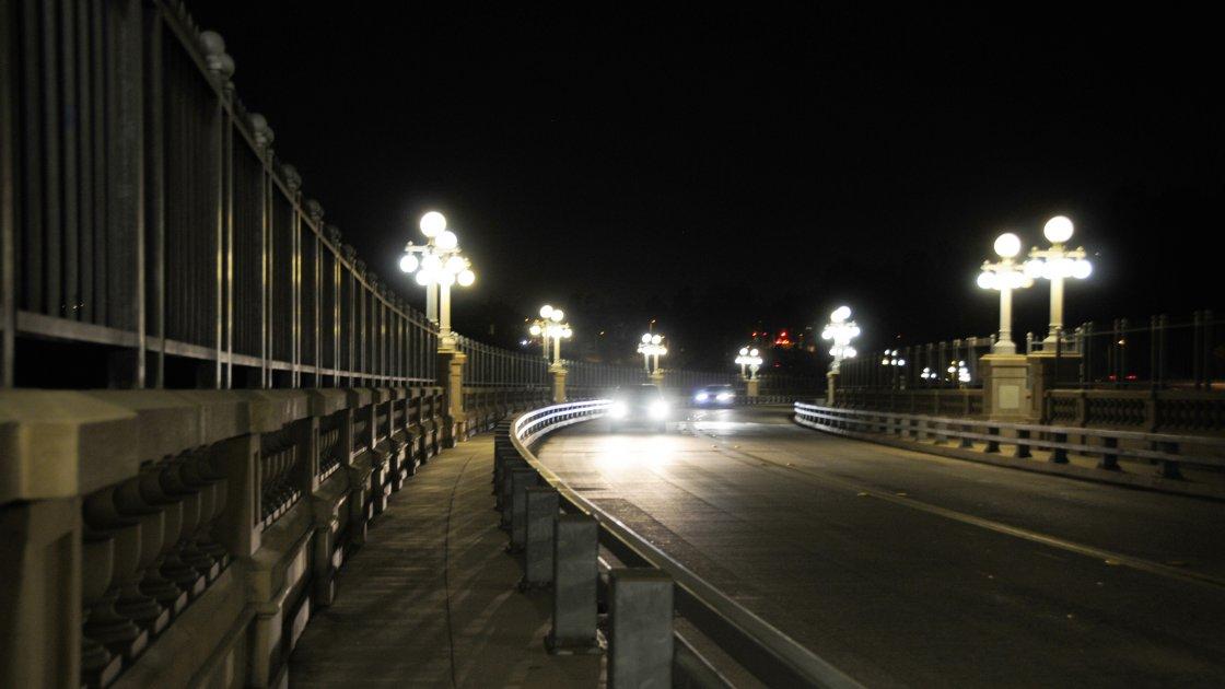 Американская трасса 66 - мост