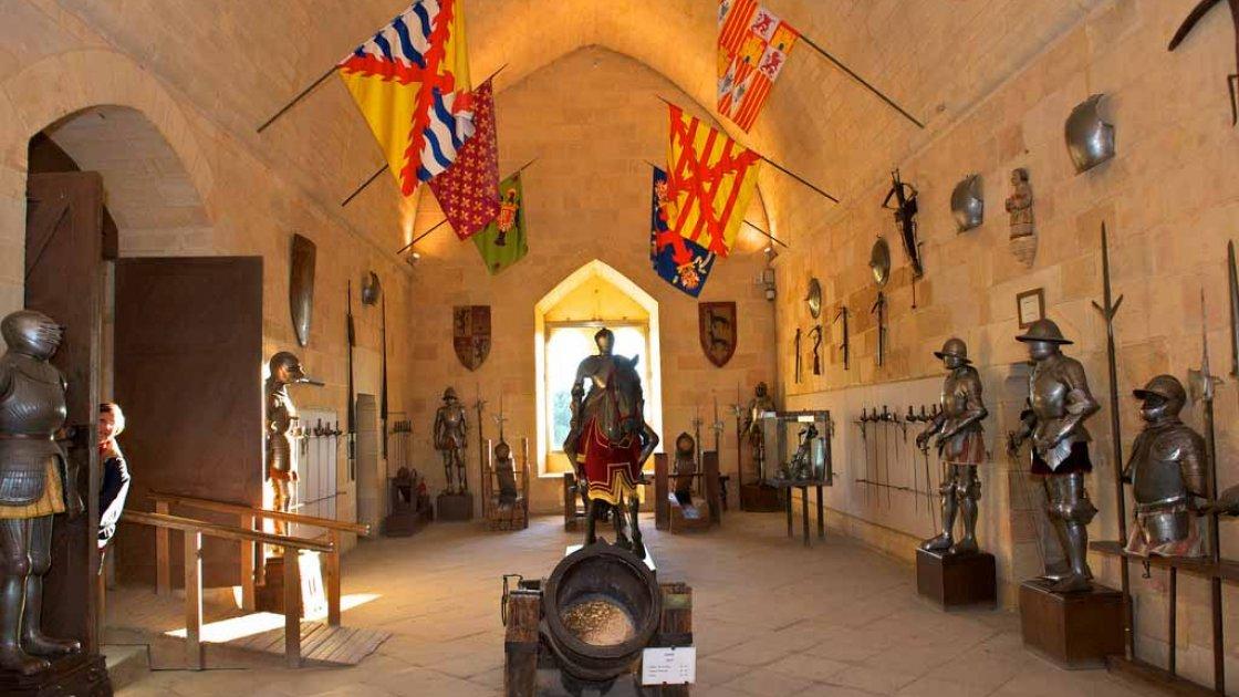 Зал оружия. Алькасар Сеговии