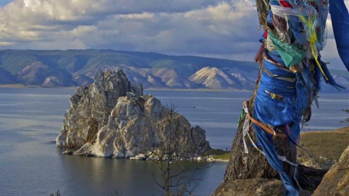 Озеро Байкал - пещеры