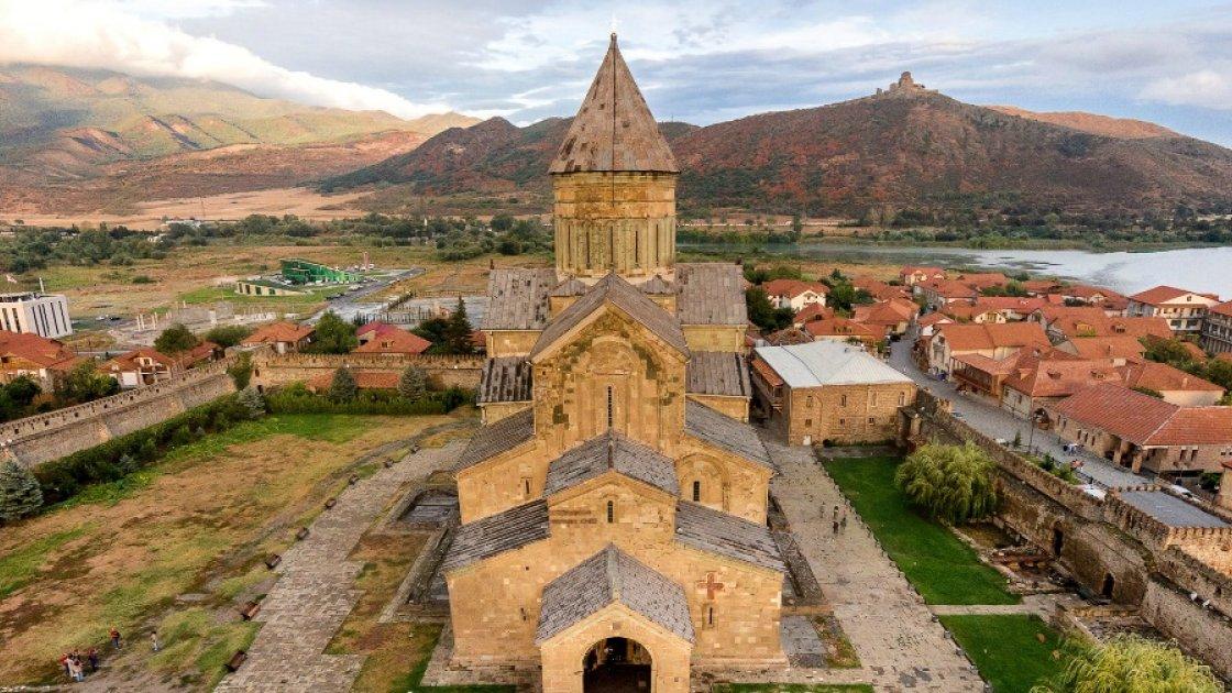 Мцхета - древняя столица Грузии