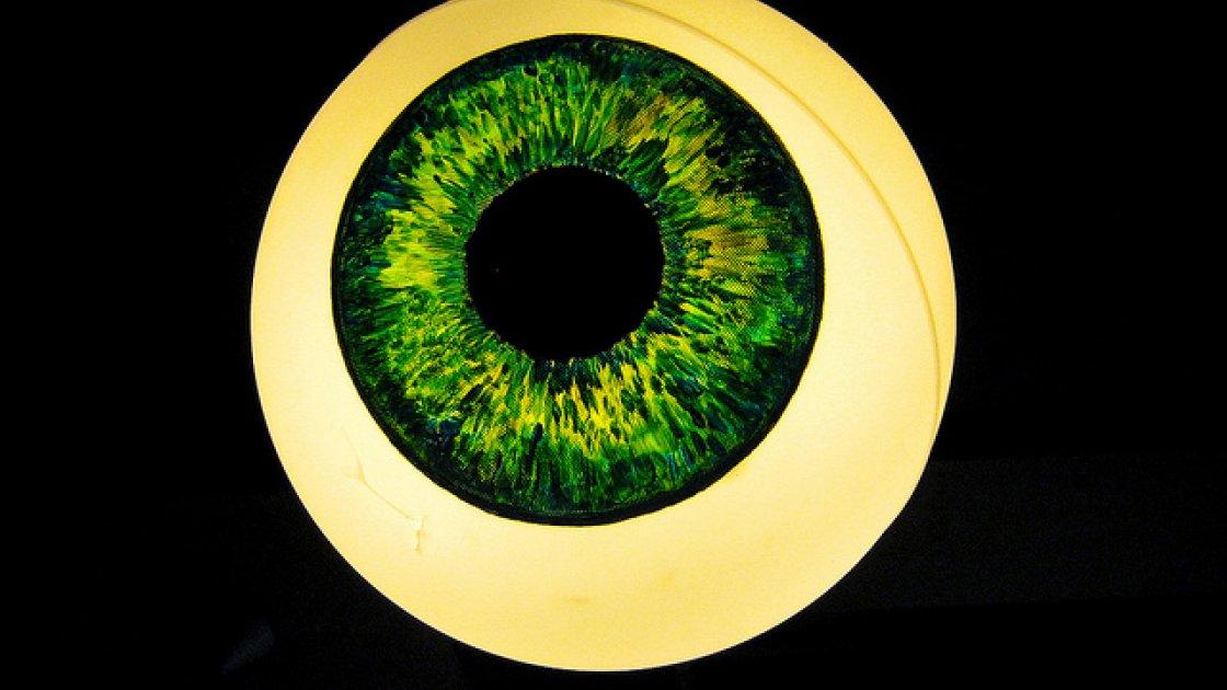 Corpus - глаз