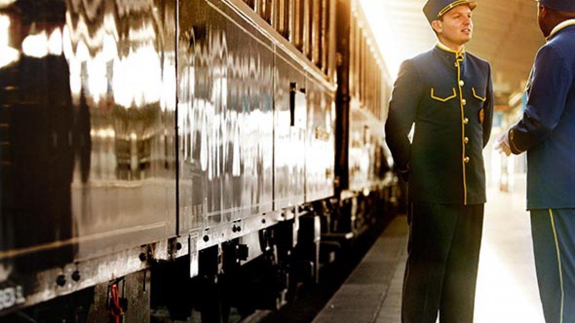Venice Simplon-Orient-Express - проводник