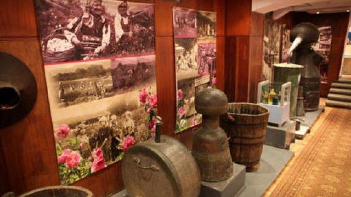 Долина роз в Болгарии - музей