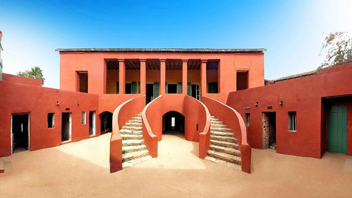 Остров Горе в Сенегале – музей