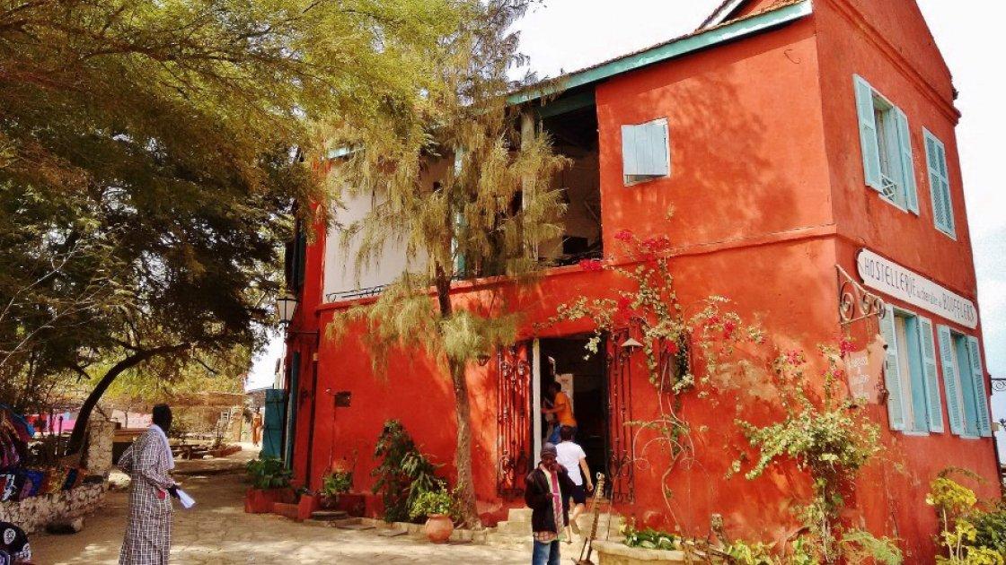 Остров Горе в Сенегале – один из отелей
