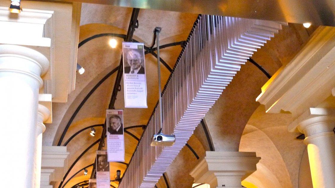 Нобелевский музей в Стокгольме - фотографии