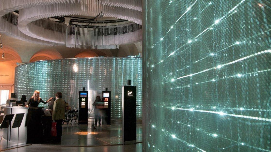 Нобелевский музей в Стокгольме - фото