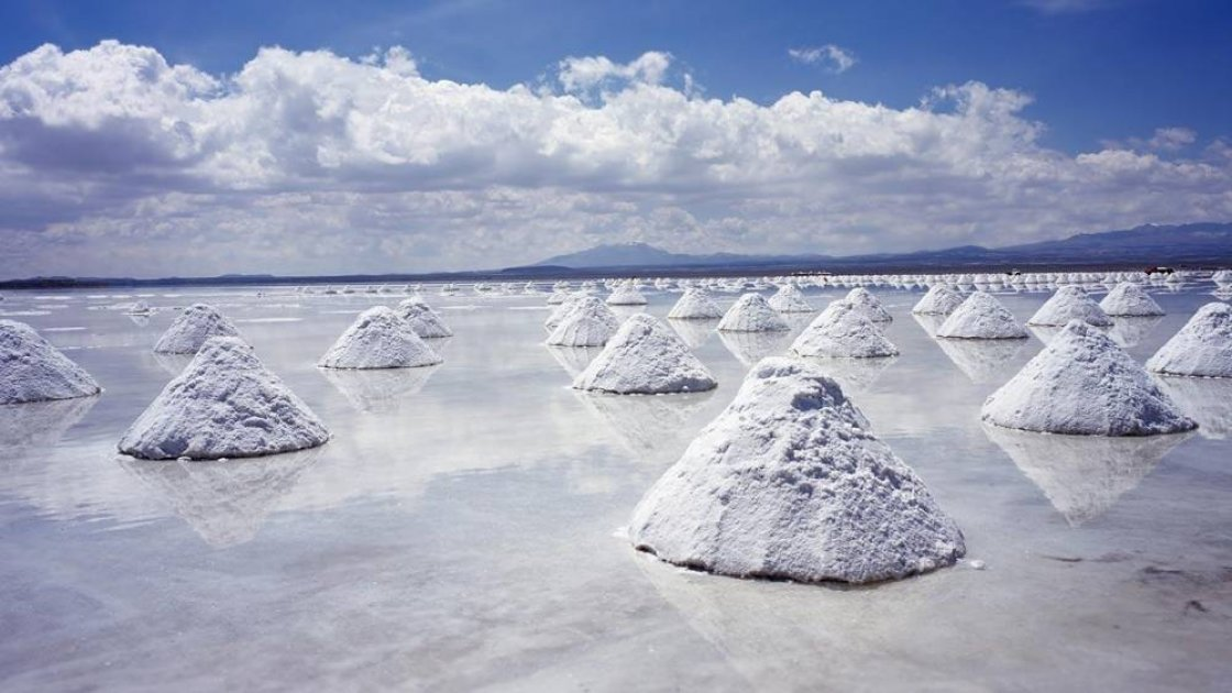 Солончак де Уюни в Боливии – соль1