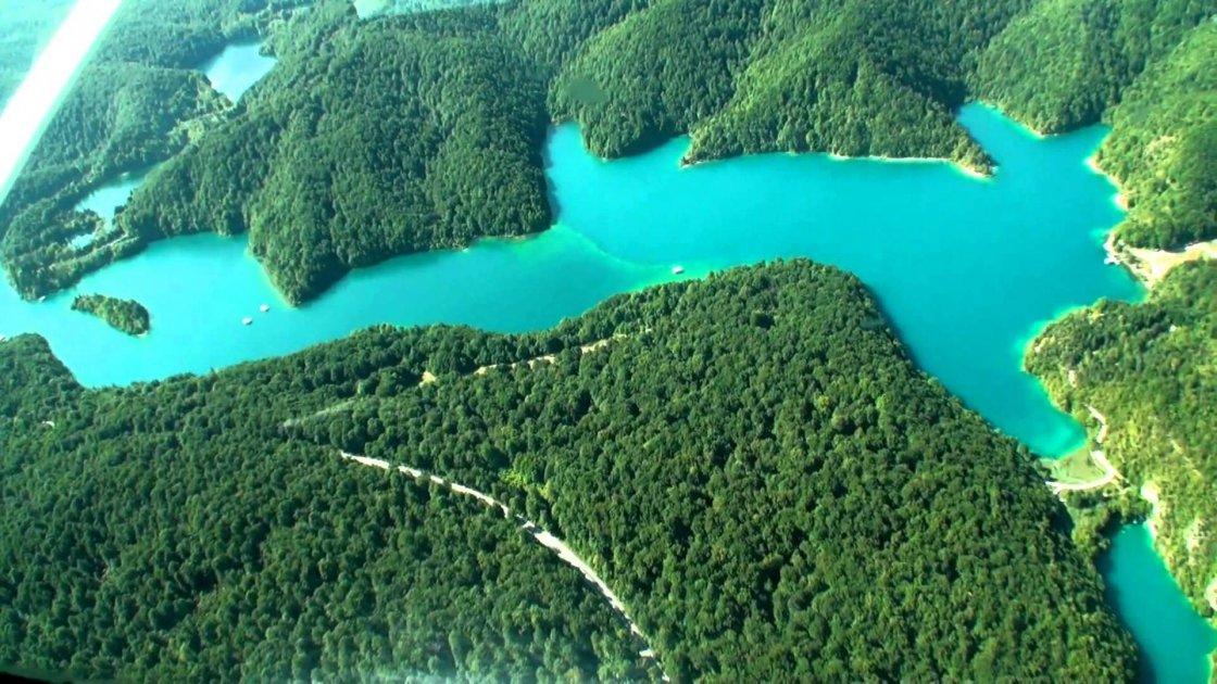 Плитвицкие озера в Хорватии-3