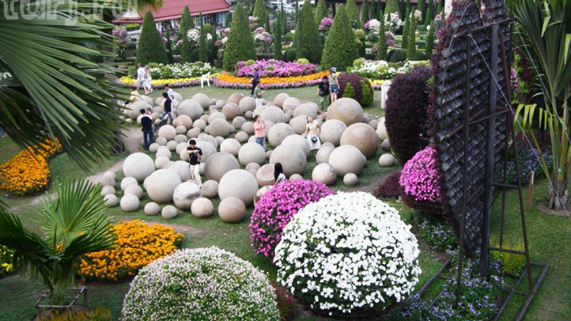 Тропический парк Нонг Нуч в Таиланде – 4