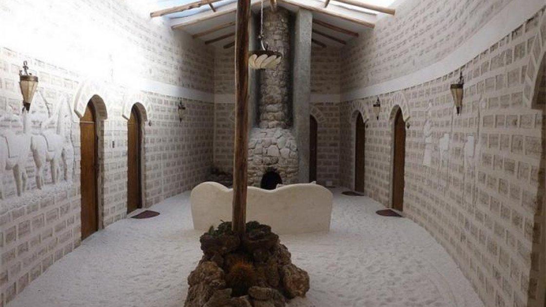 Солончак де Уюни в Боливии – отель