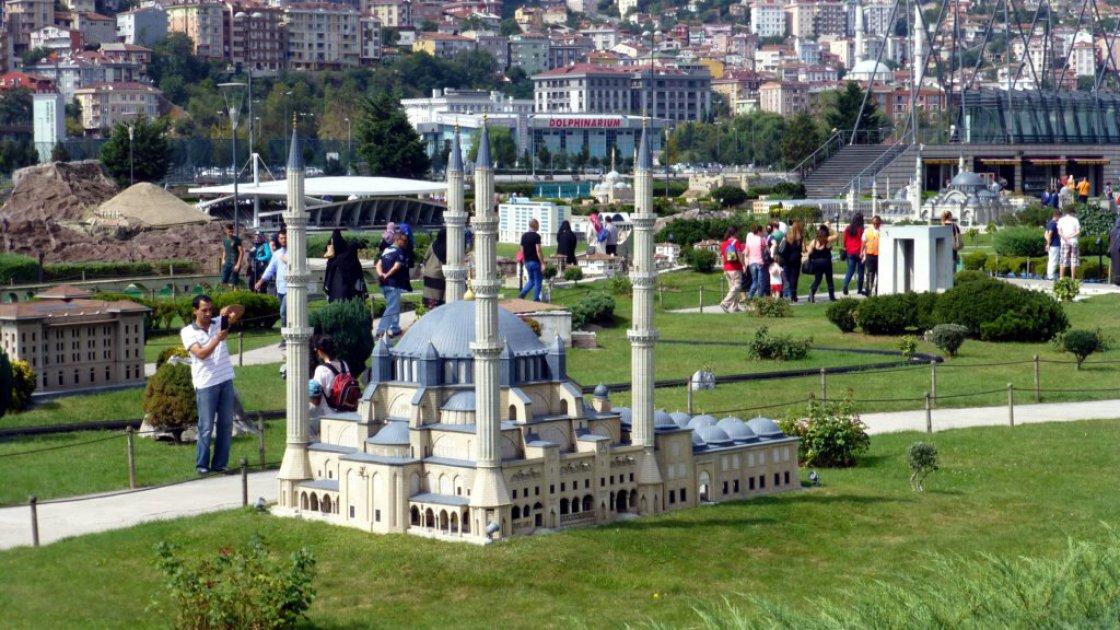 Парк Миниатюрк в Стамбуле - 1
