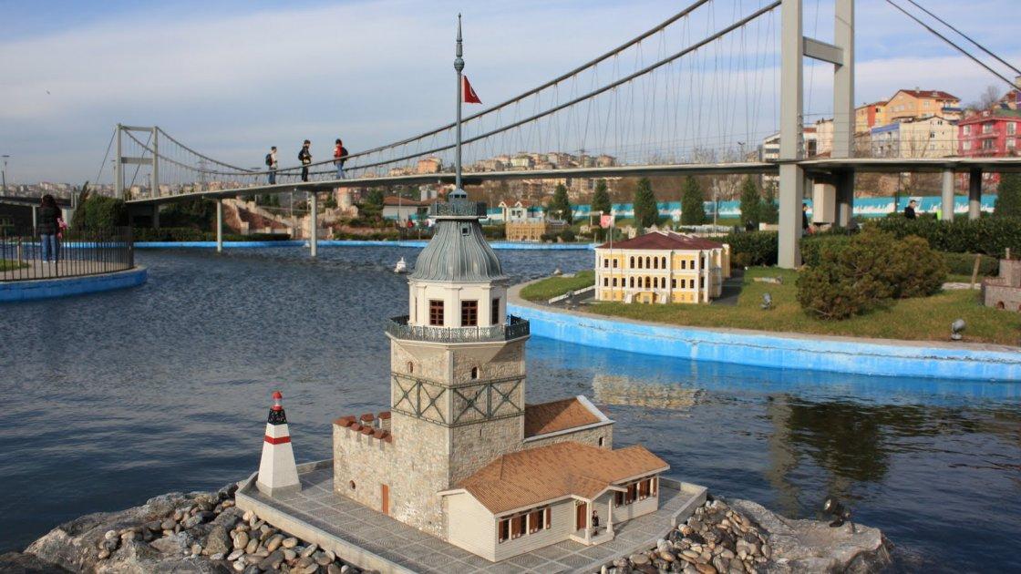 Парк Миниатюрк в Стамбуле - 3