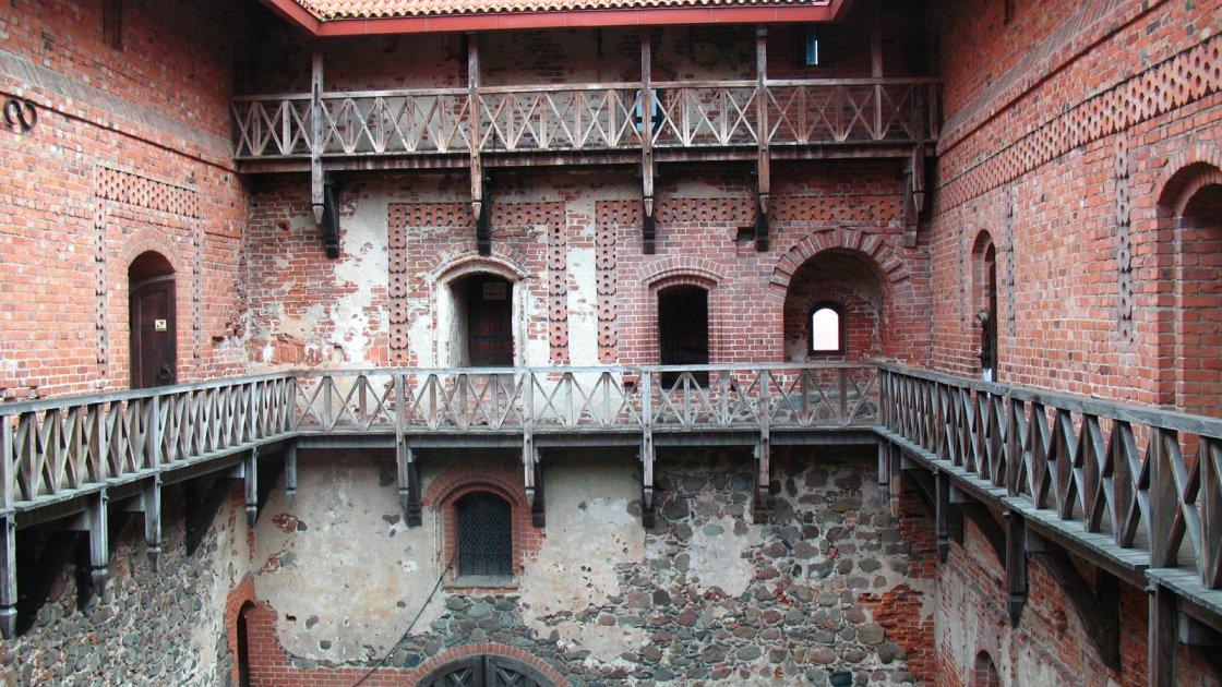 Тракайский замок в Литве – 5