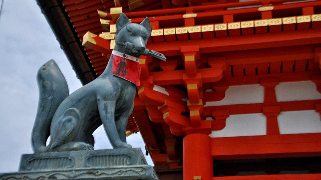 Храм Фусими Инари в Киото – 4