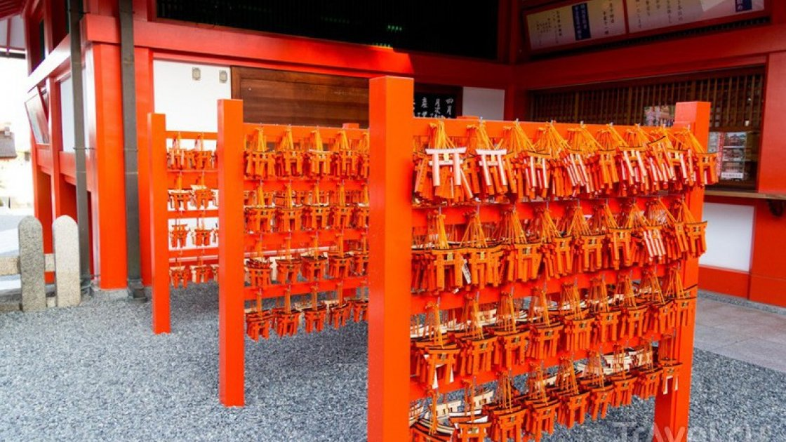 Храм Фусими Инари в Киото – 2