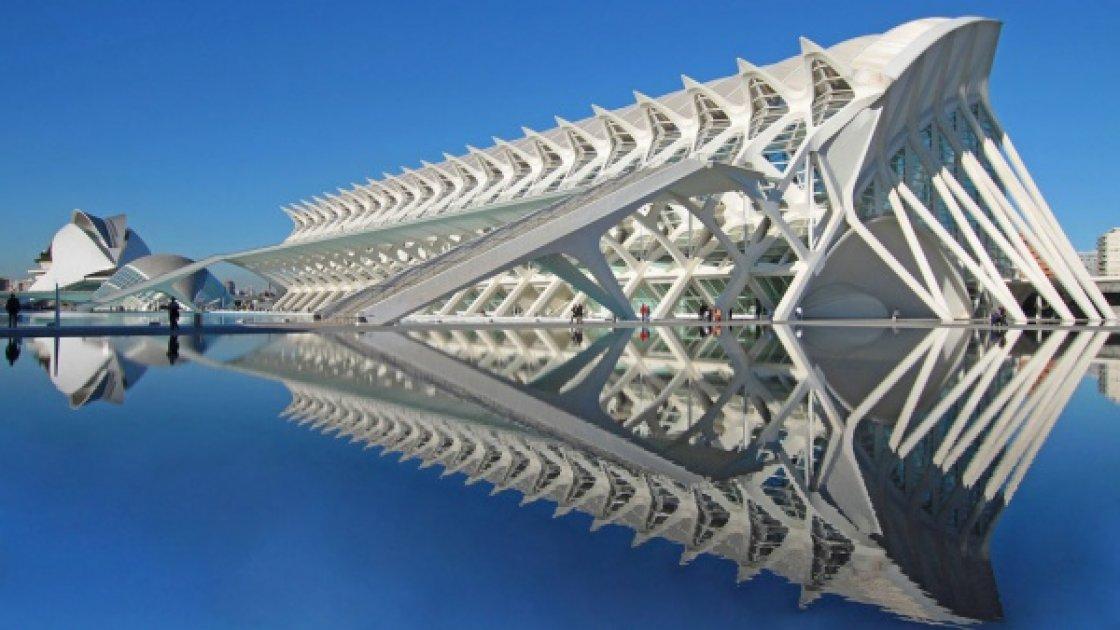 Город искусств и наук в Валенсии – 3