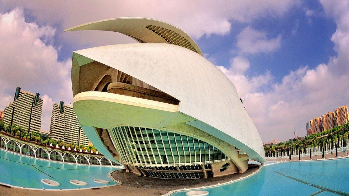 Город искусств и наук в Валенсии – 2