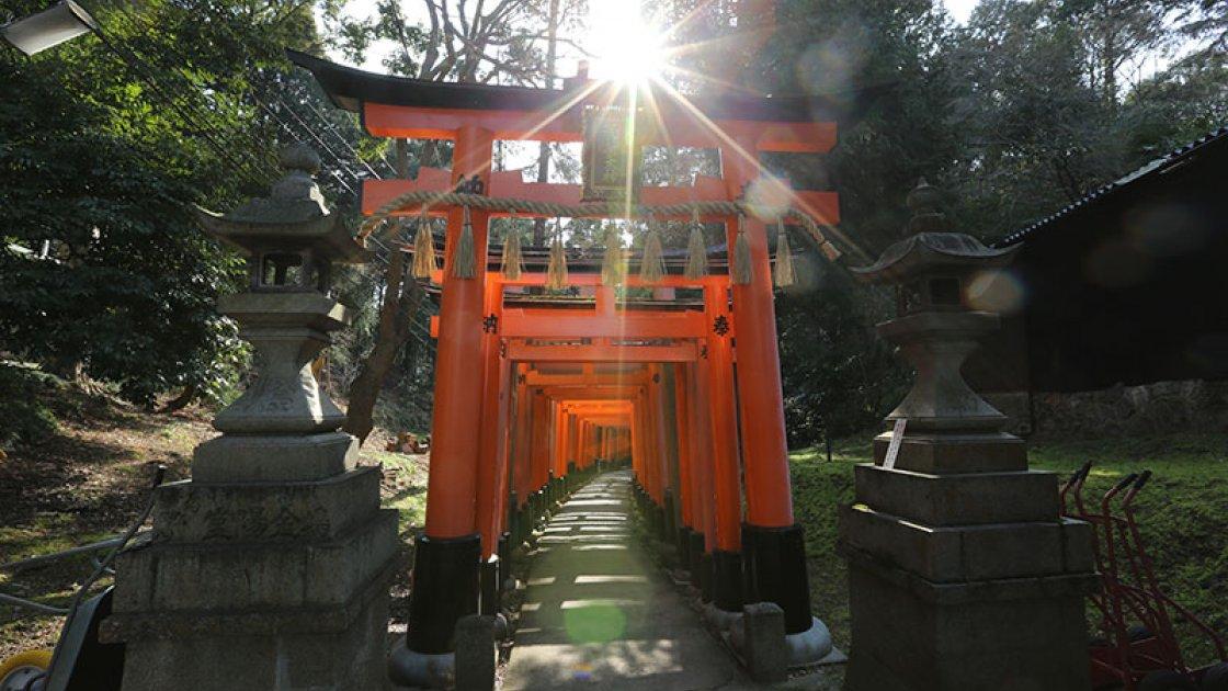 Храм Фусими Инари в Киото – 5