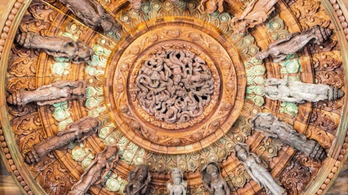 Храм Истины в Паттайе – 4