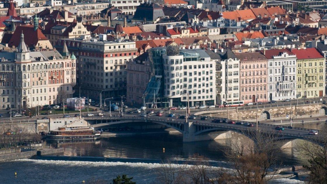 Танцующий дом в Праге – 4