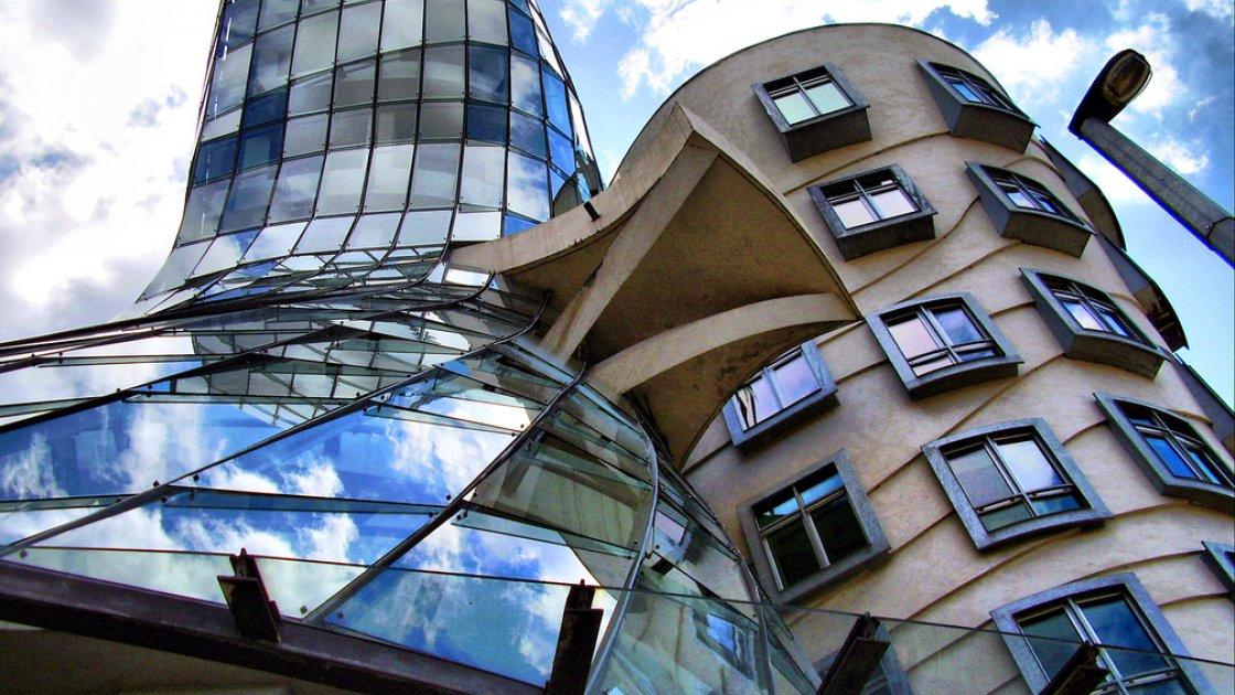 Танцующий дом в Праге – 3