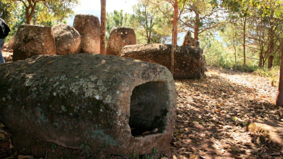 Долина кувшинов в Лаосе – 2