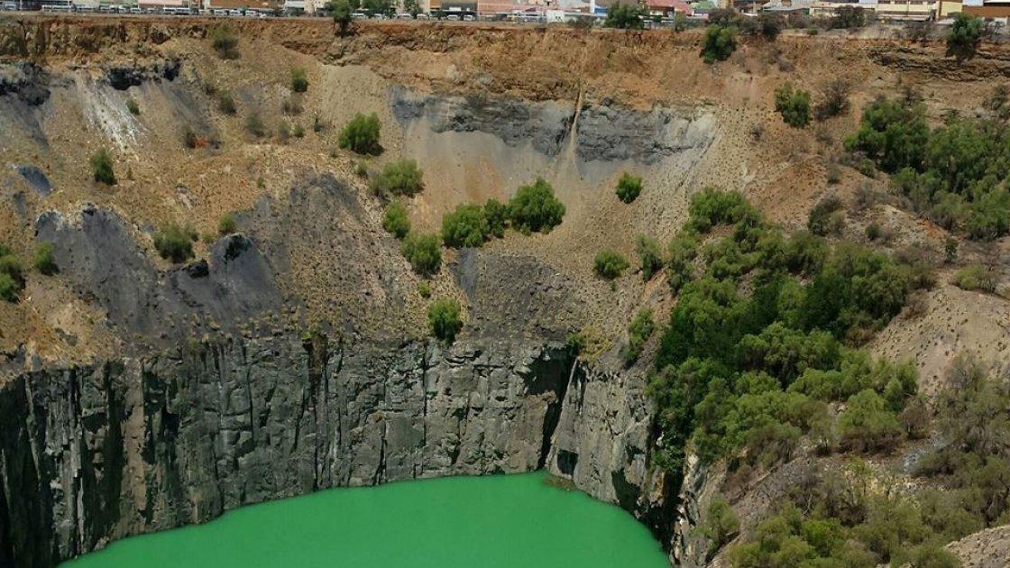 «Большая дыра» в ЮАР – 2