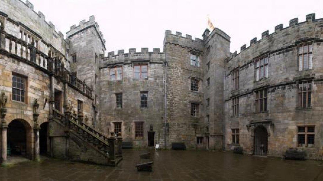 Замок Чиллингем в Англии – 5