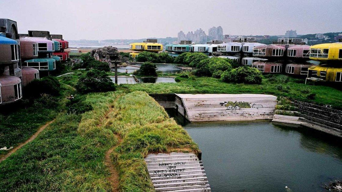 Город-призрак Сан-Жи на Тайване1