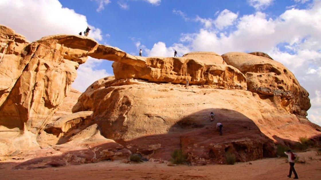 Пустыня Вади Рам в Иордании – 3