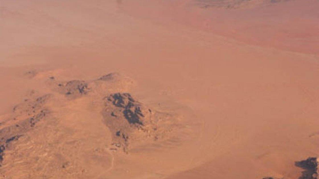 Пустыня Вади Рам в Иордании – 2