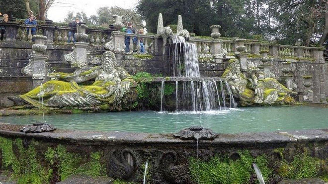 Священный лес в Италии – 2