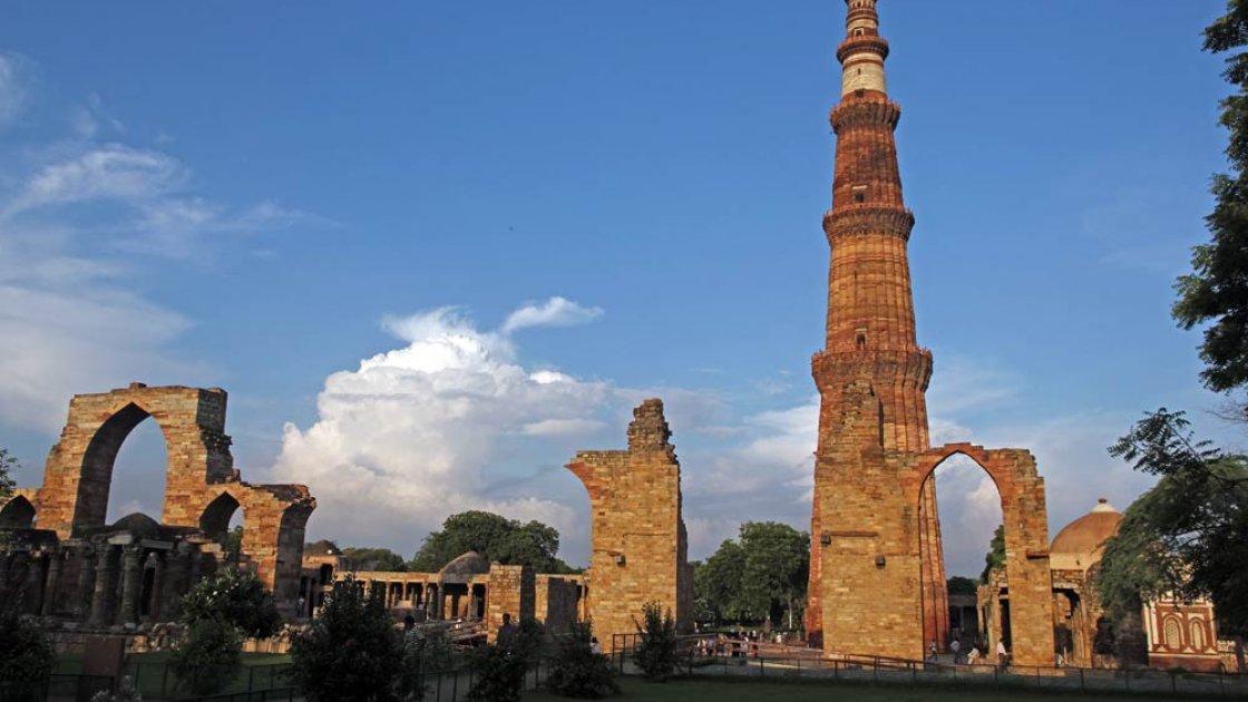 Железная колонна Чандрагупты  1