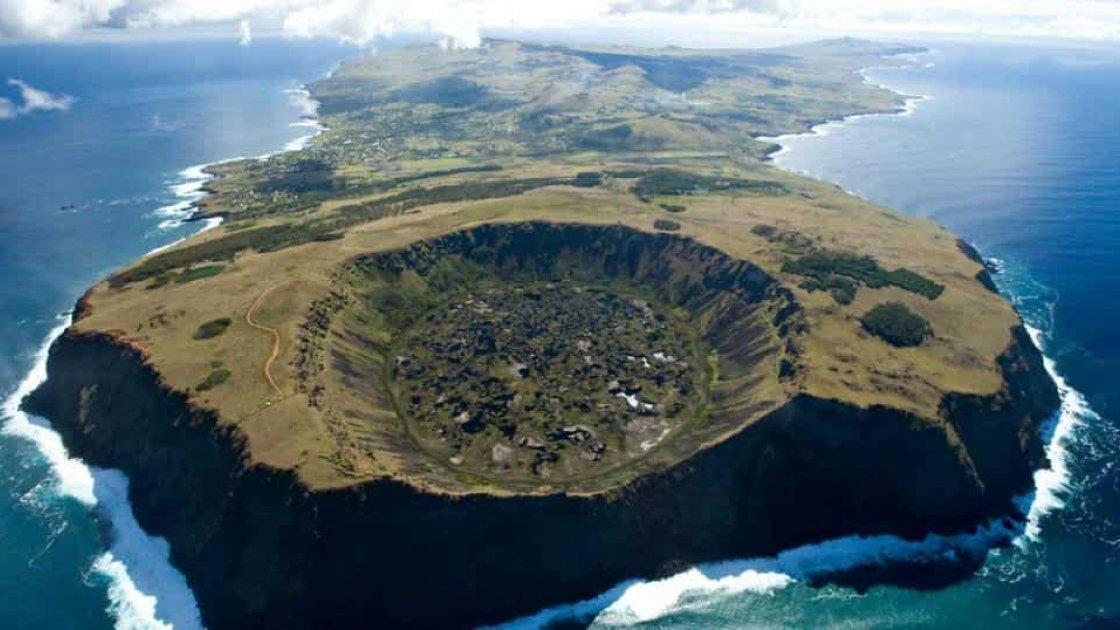 Остров Пасхи 3
