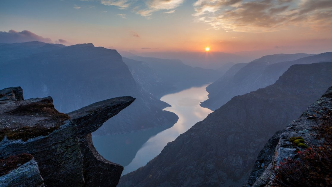 Язык Тролля в Норвегии 2