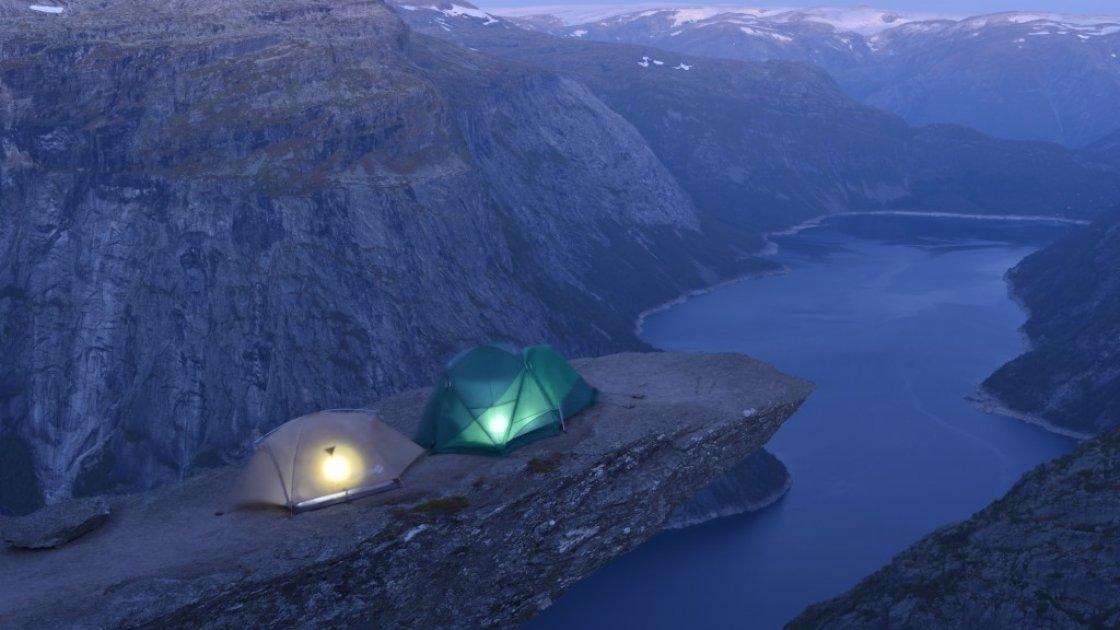 Язык Тролля в Норвегии 5