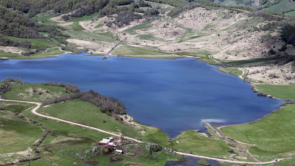 Озеро Эрцо в Южной Осетии – 3