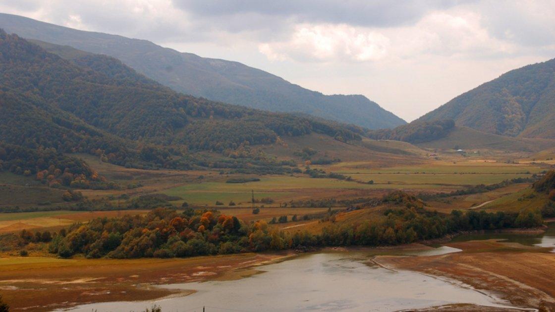 Озеро Эрцо в Южной Осетии – 5
