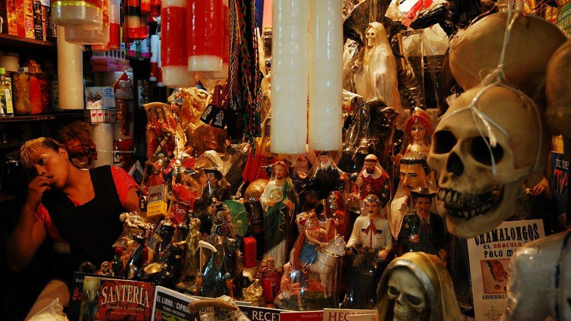 Рынок колдунов Сонора в Мексике 3