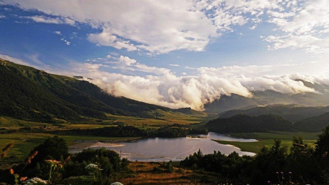 Озеро Эрцо в Южной Осетии – 4