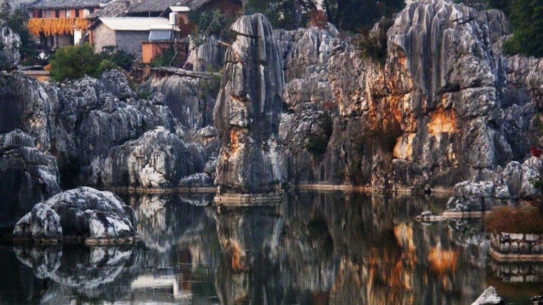 Каменный Лес Шилинь 5