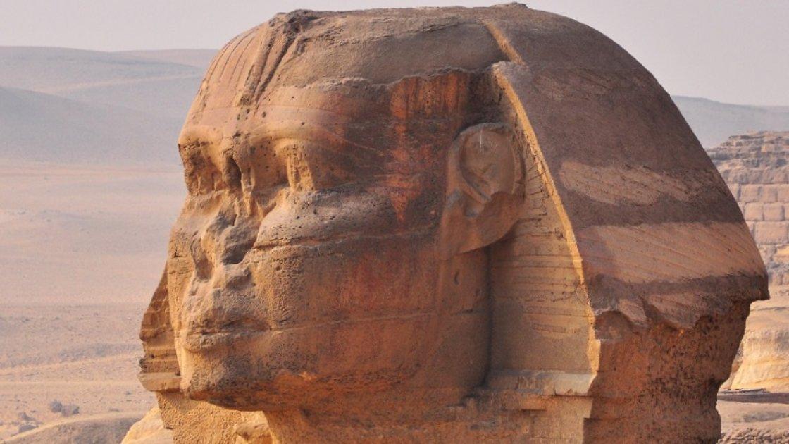 Статуя Сфинкса3