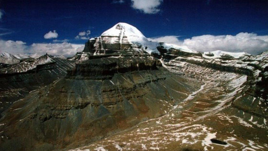 Гора Кайлас в Китае – 4