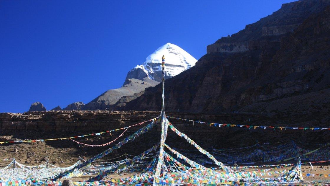 Гора Кайлас в Китае – 3