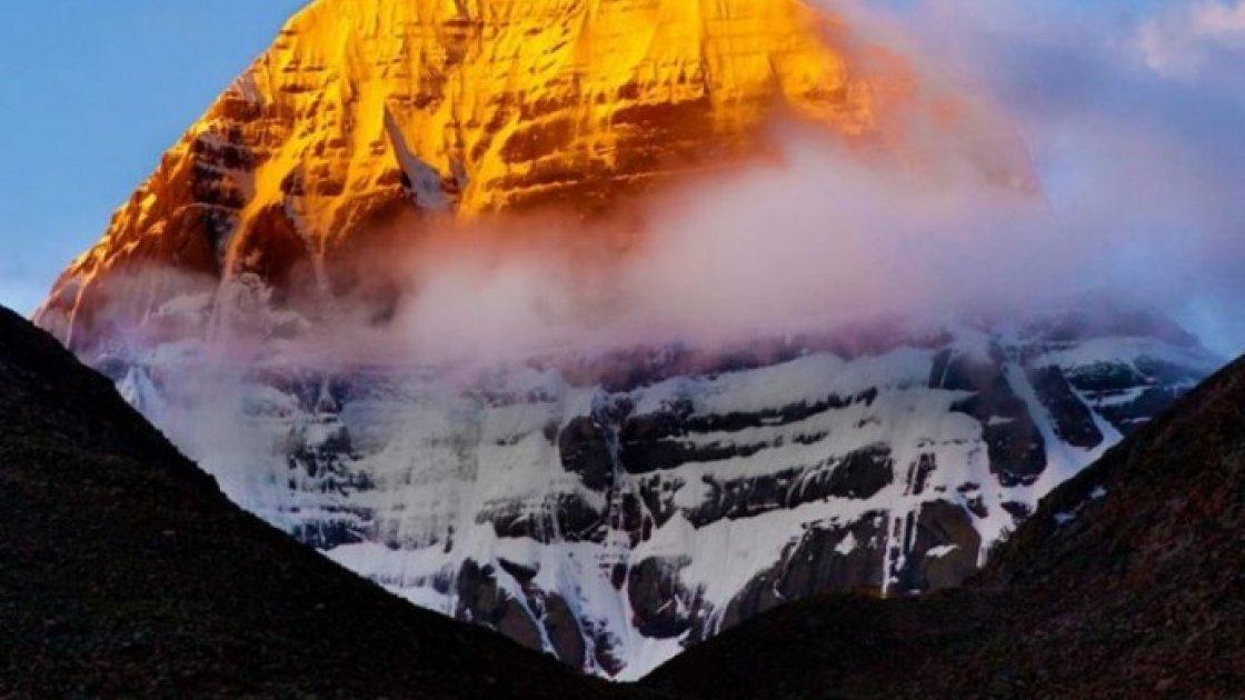 Гора Кайлас в Китае – 5