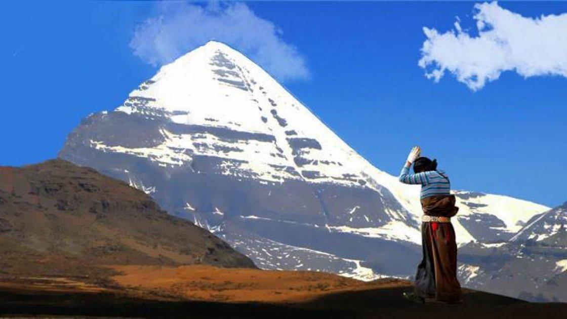Гора Кайлас в Китае – 2