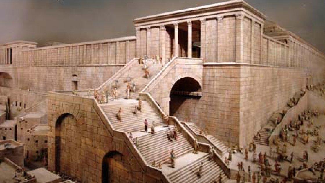 Гора Голгофа в Израиле 5