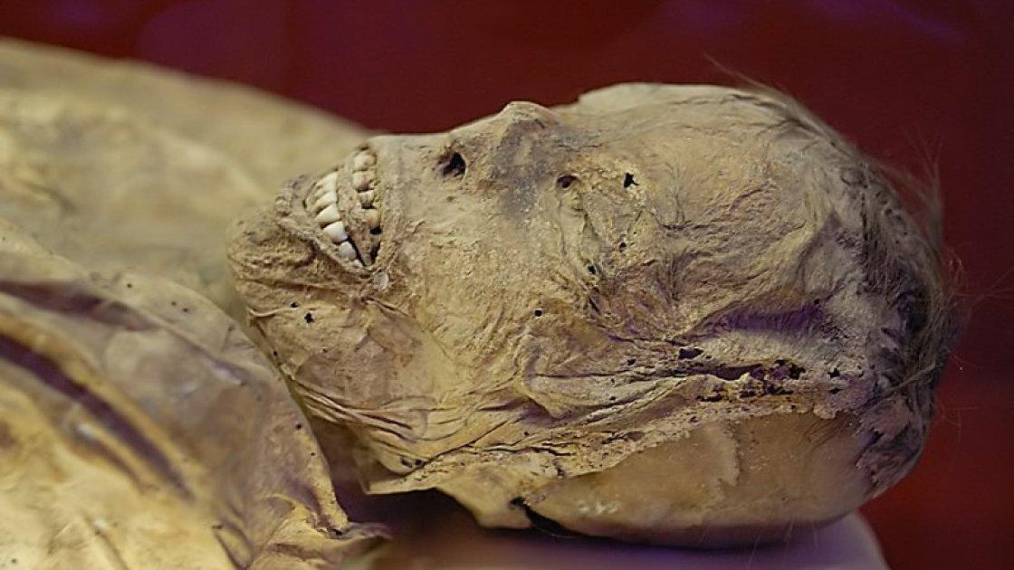 Музей мумий в Мексике – 4