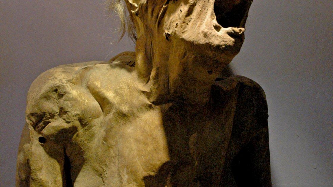 Музей мумий в Мексике – 2